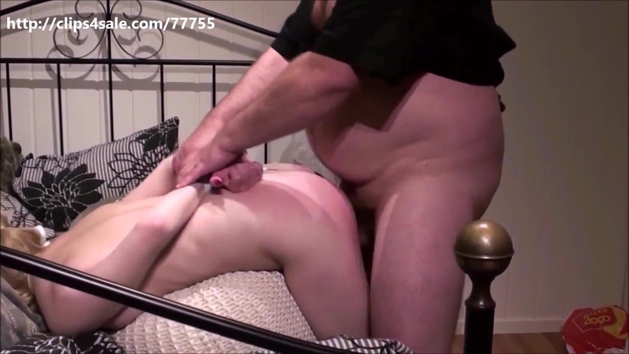 Girls get fucked and spanked