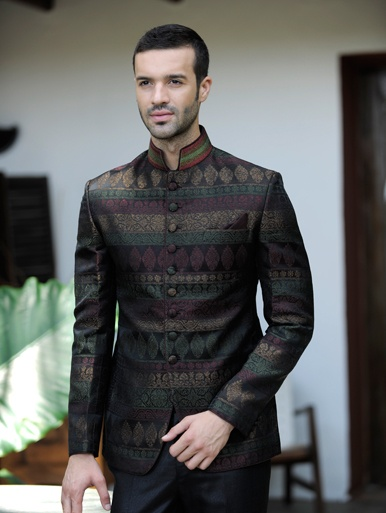 Asian mens wedding suits
