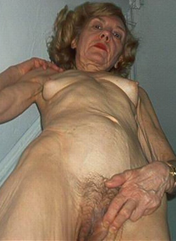 old very lady a Fuck