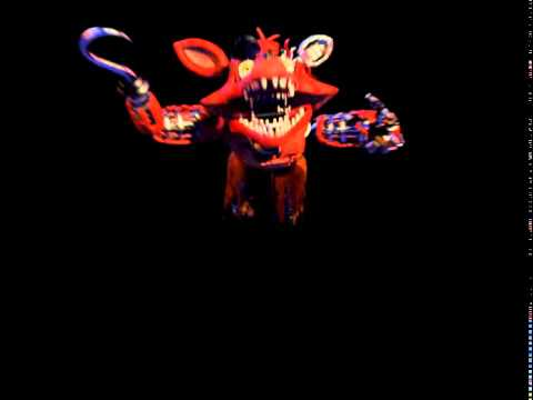 2 sound Fnaf jumpscare
