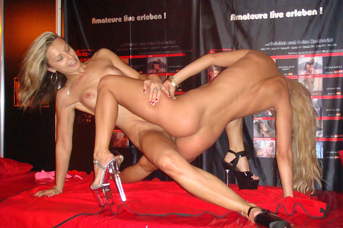 shows sex Onstage live