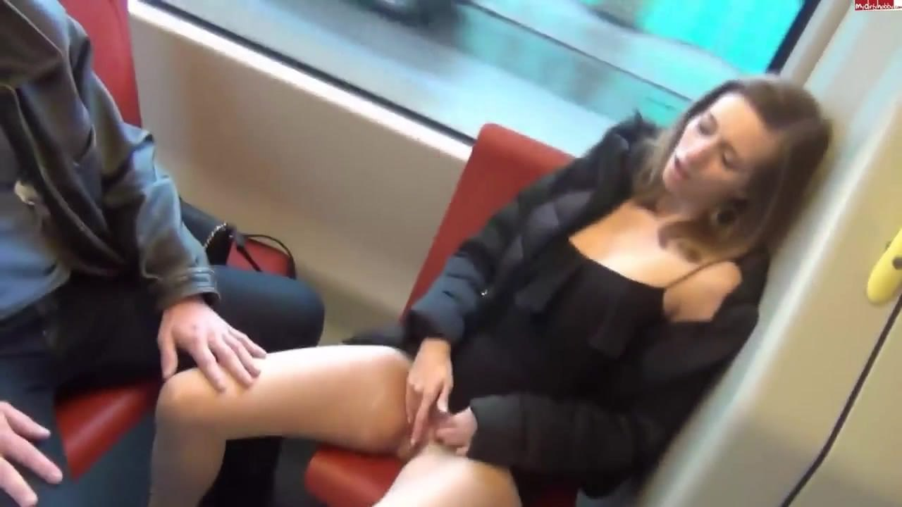 public Free porn transport on