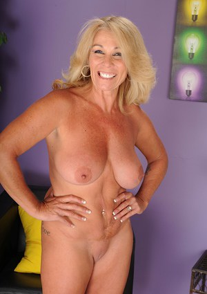 50 and older Nude women