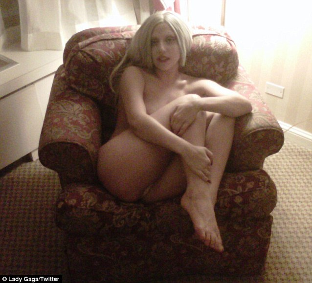 gaga leaked pictures Lady