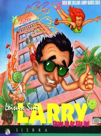 cosplay Leisure suit larry