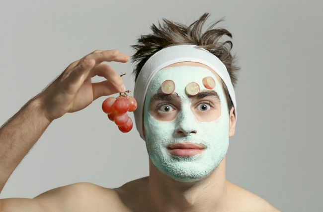 s mask Men facial