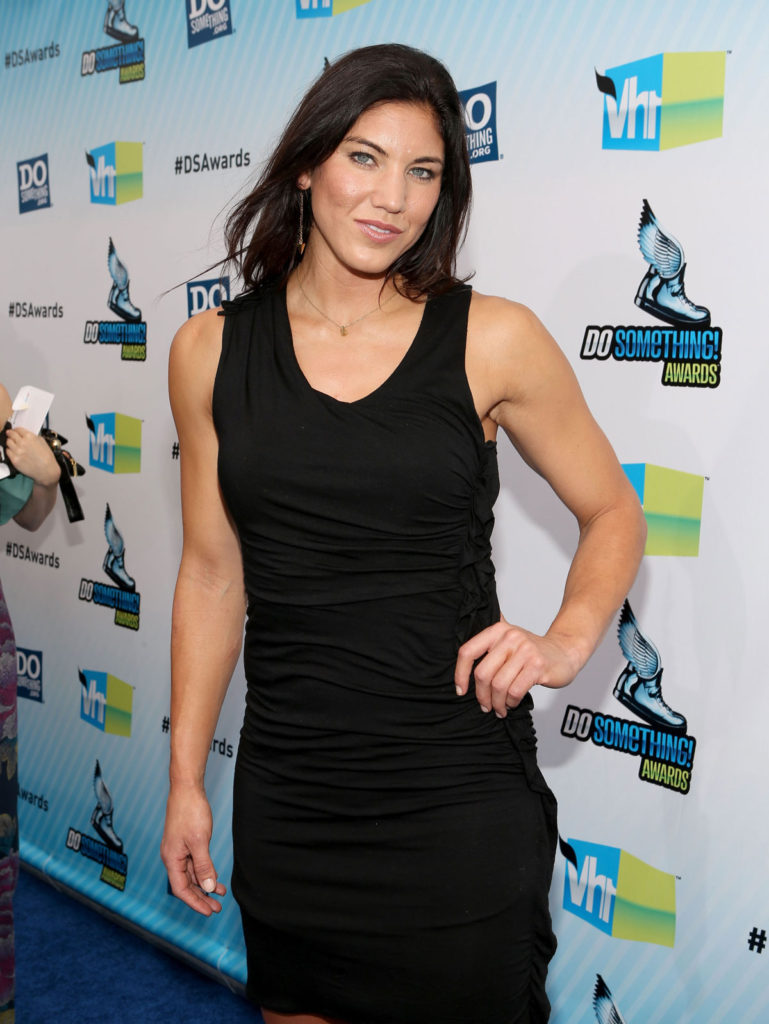 Hope solo hot fotos