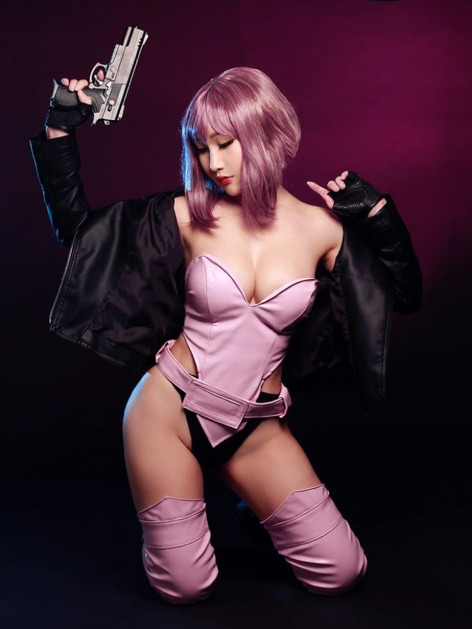 Major motoko kusanagi costume