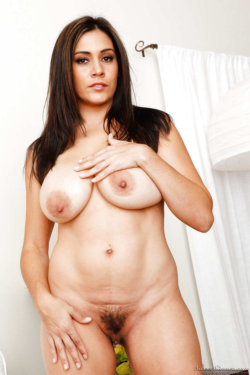tits latina big Natural