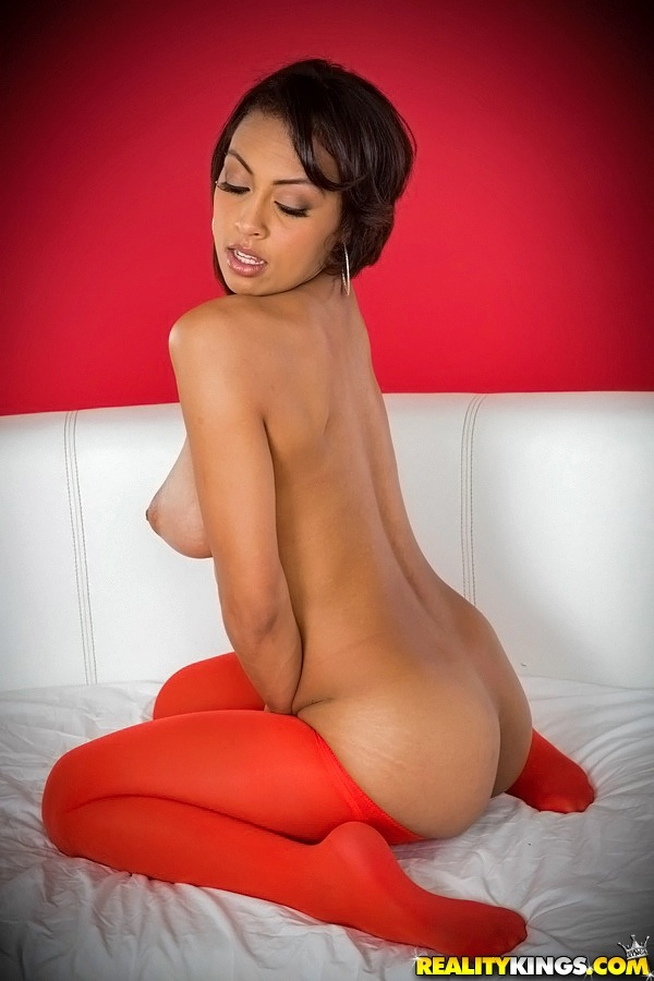Mexican girls in pantyhose