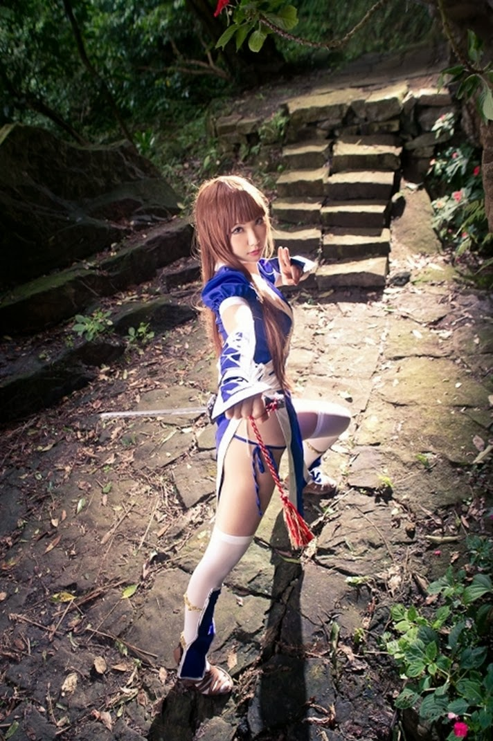 Dead or alive cosplay