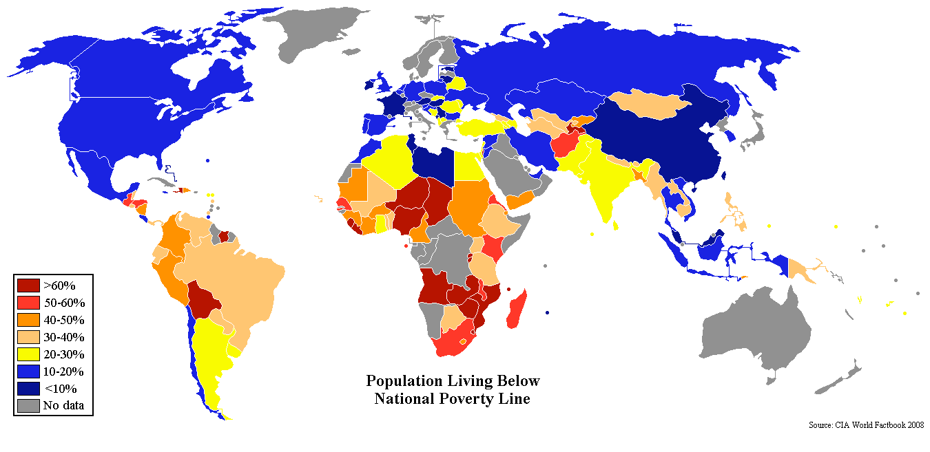 nations Poverty in asian