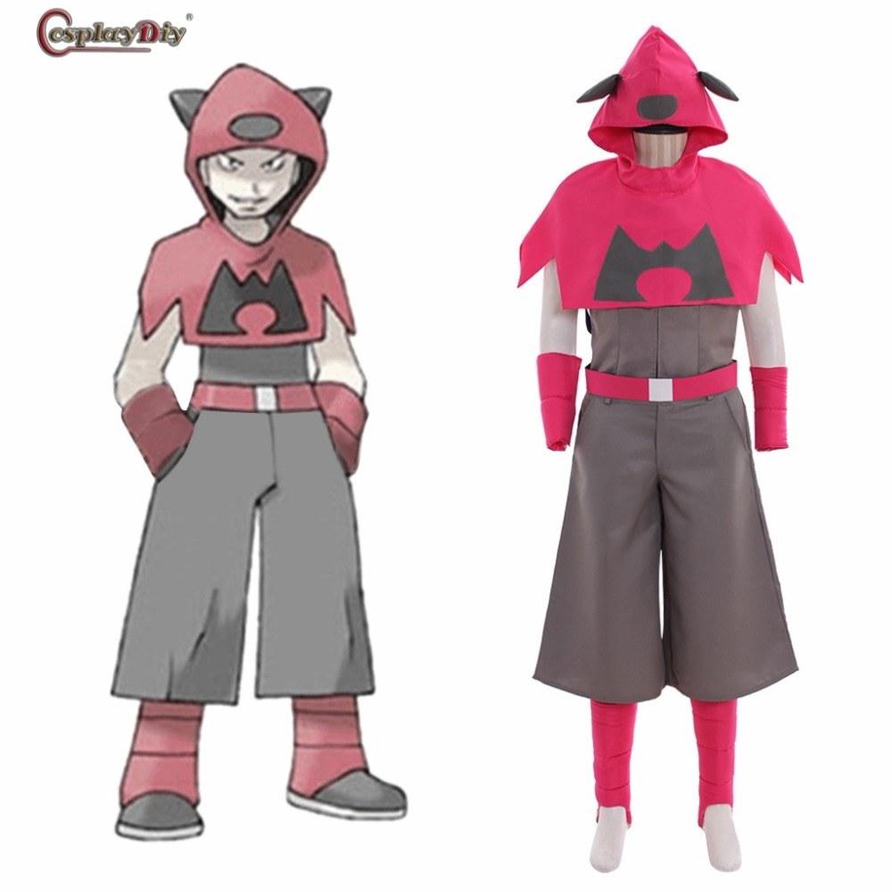 cosplay magma Pokemon team