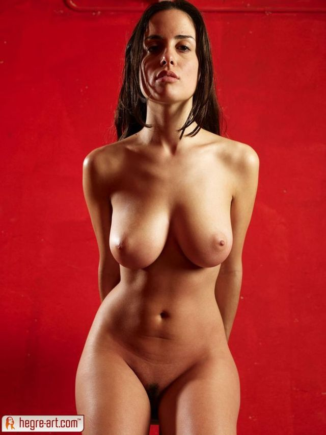 models Nude latin american female