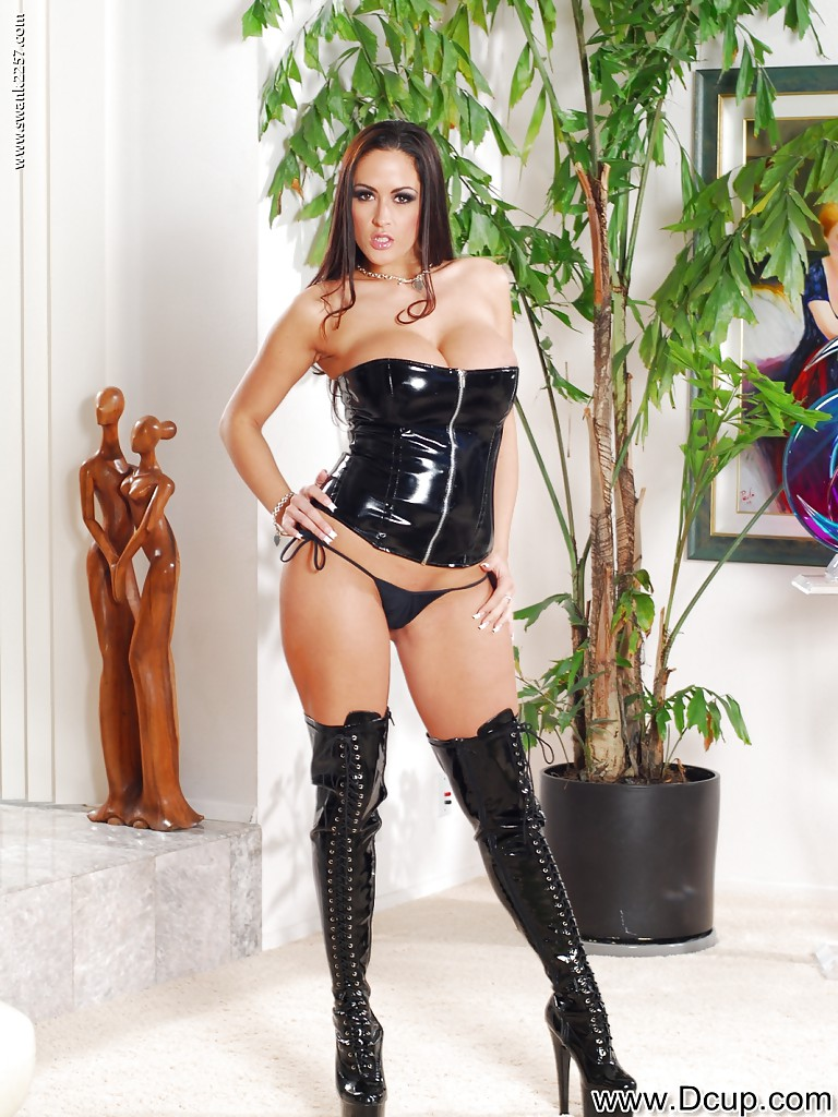 milf Sexy latex