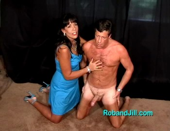 Rob and jill bondage ruined orgasm