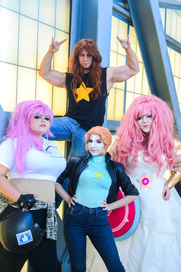 Female steven universe cosplay