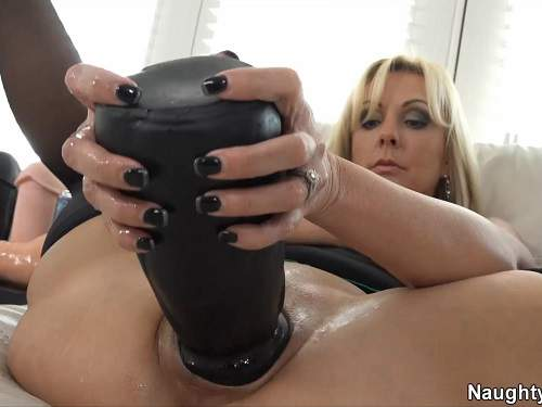 Hot Clip Fisting my own ass