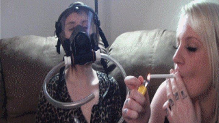 mistress Forced lifestyle smoking fetish