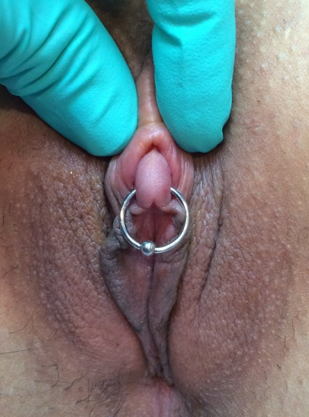 piercings About clit