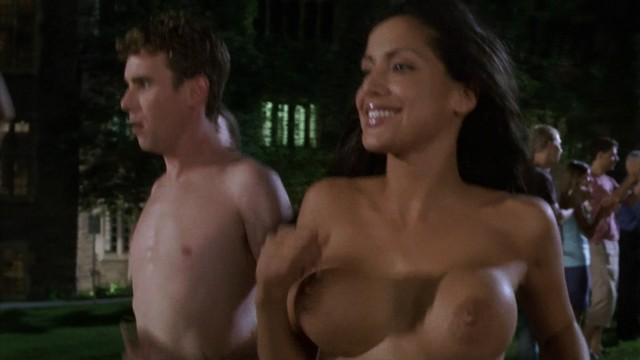 mile American pie the clip naked