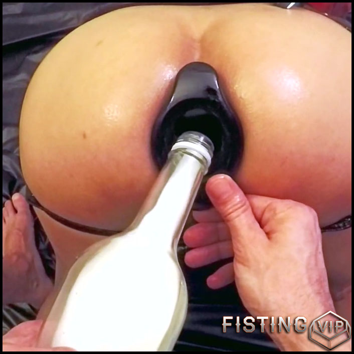 filled holes Cream anal