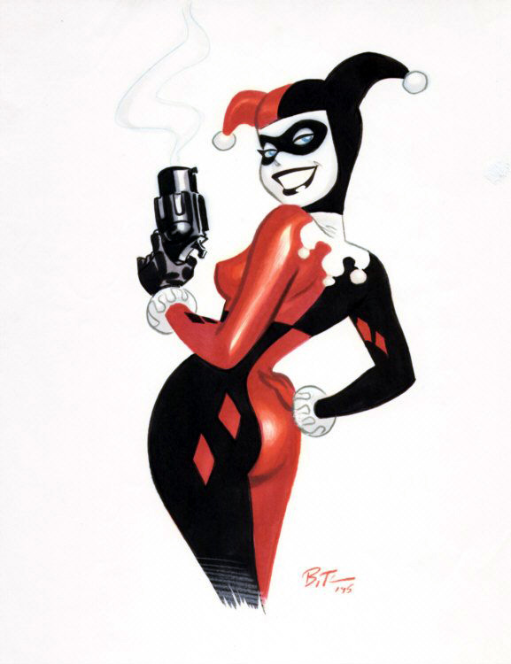 of harley quinn Cute pictures