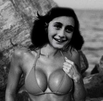 nude diary Anne franks