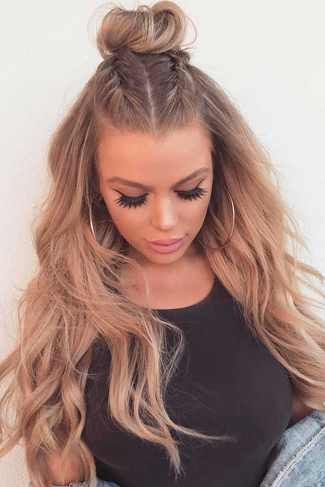style Easy hair sexy
