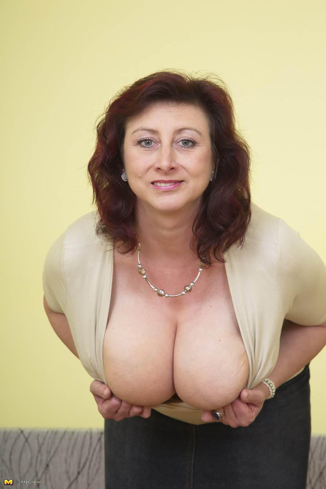 mature Fat ladies chested