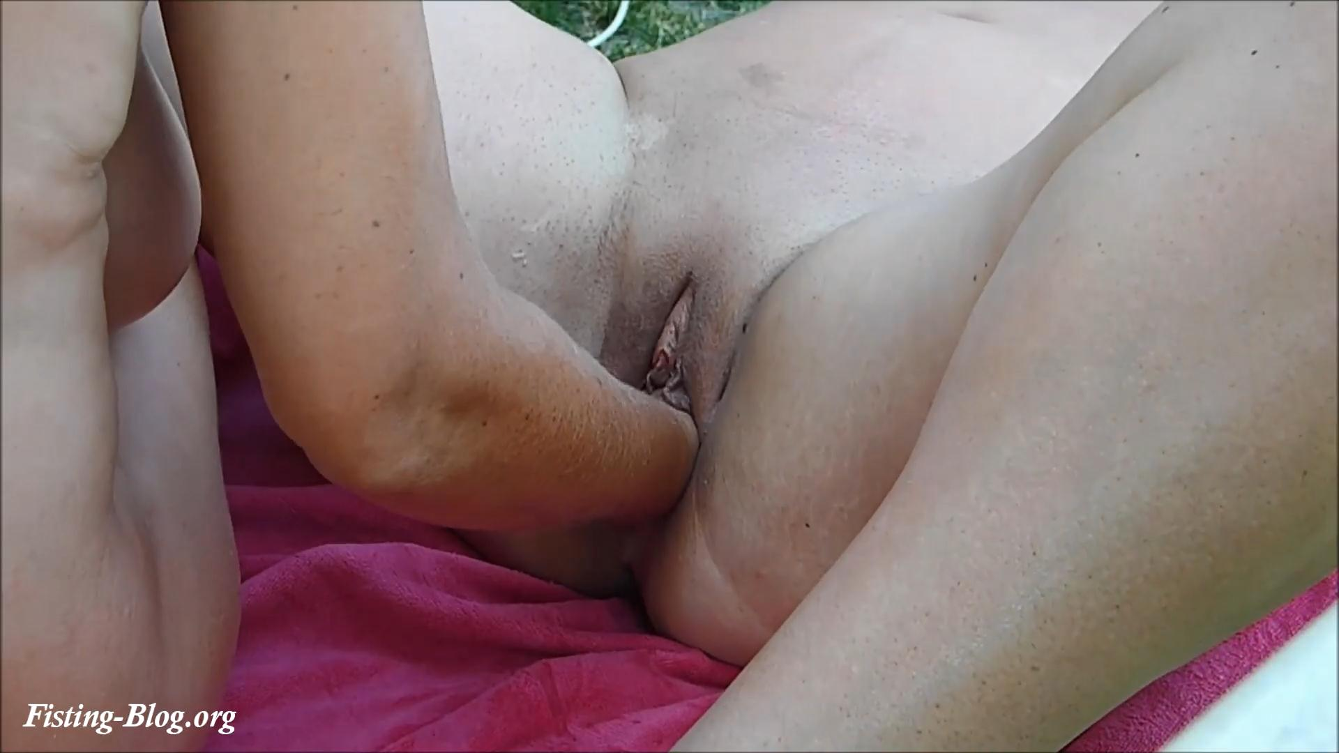 Creampie fisting videos