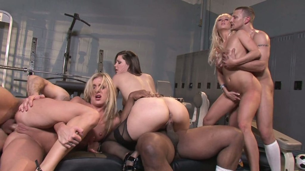 orgies Group sex videos and