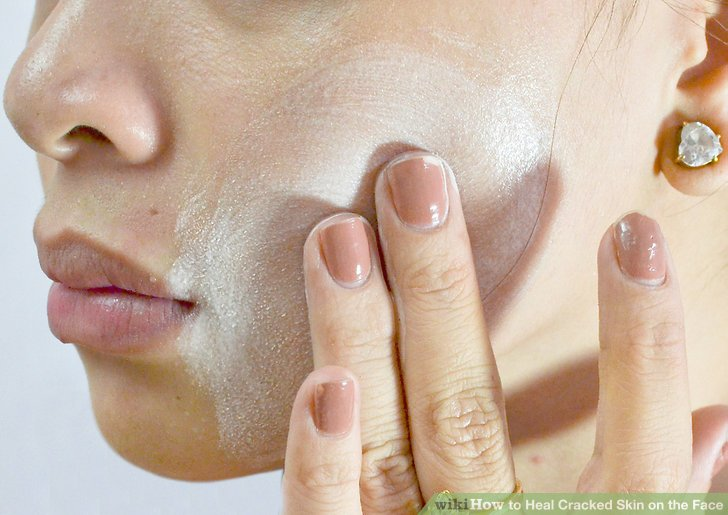 skin soothe facial to How irritated