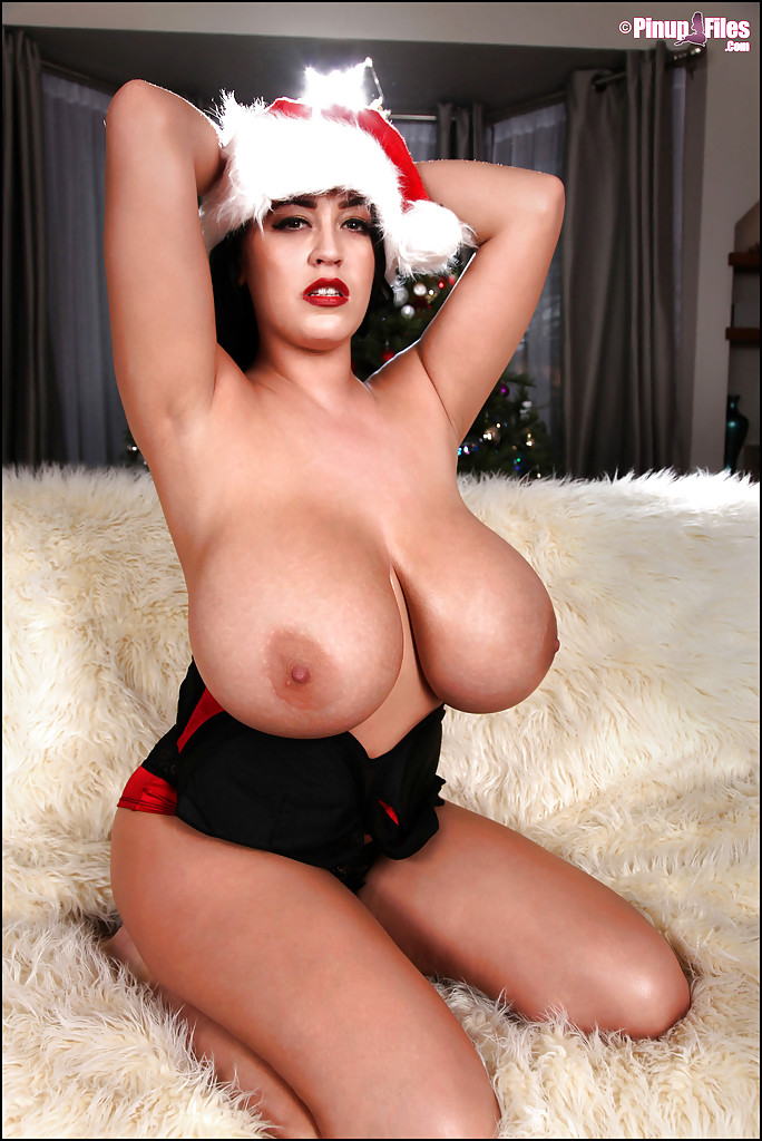 tits Huge christmas