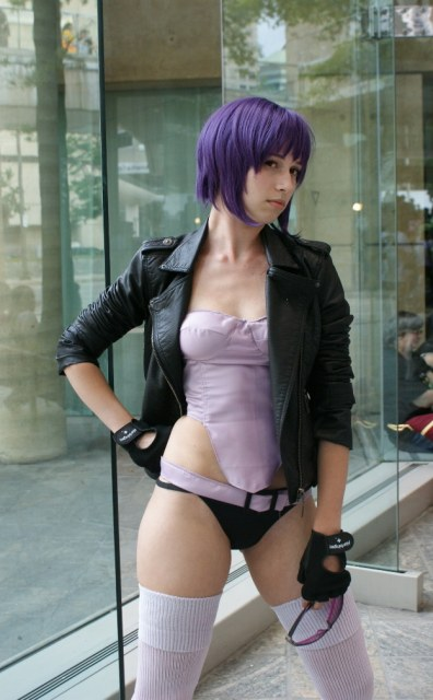 motoko kusanagi costume Major