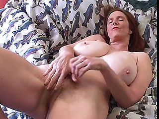 Mature hairy solo movies