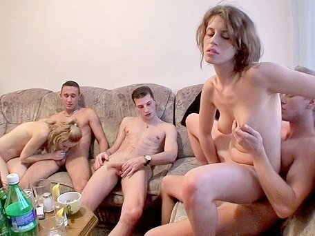 party Orgy porn students