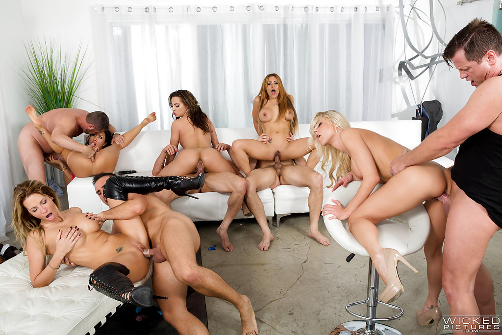fucking video pussy Orgy
