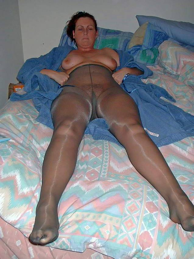 private page Pantyhose