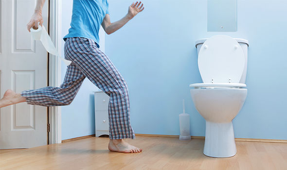 more urine frequently more Peeing