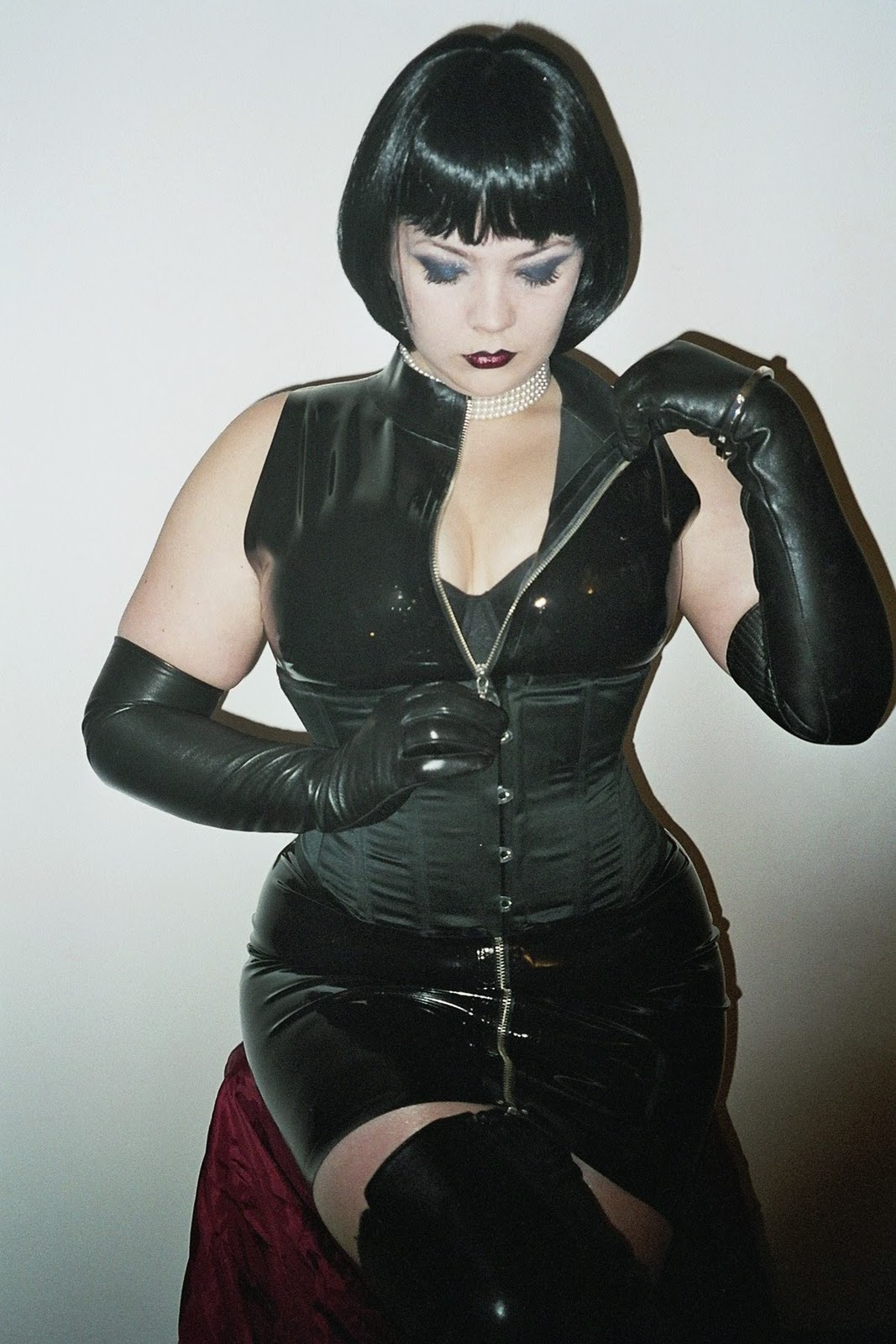 in women latex of Pictures