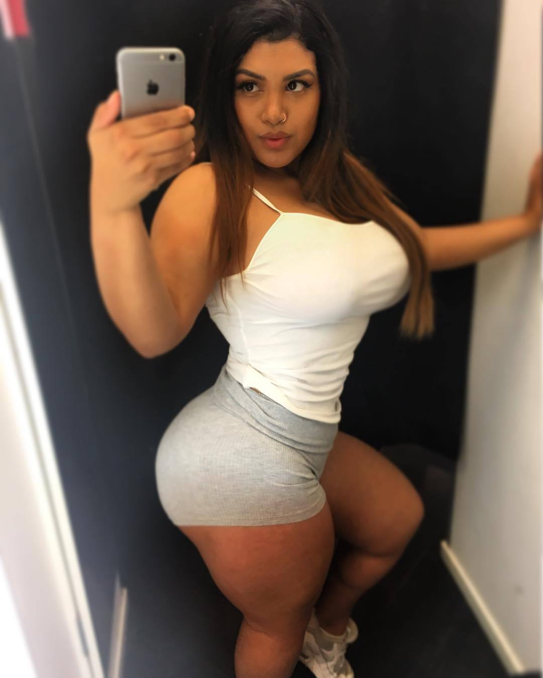 girl Thick naked mexican