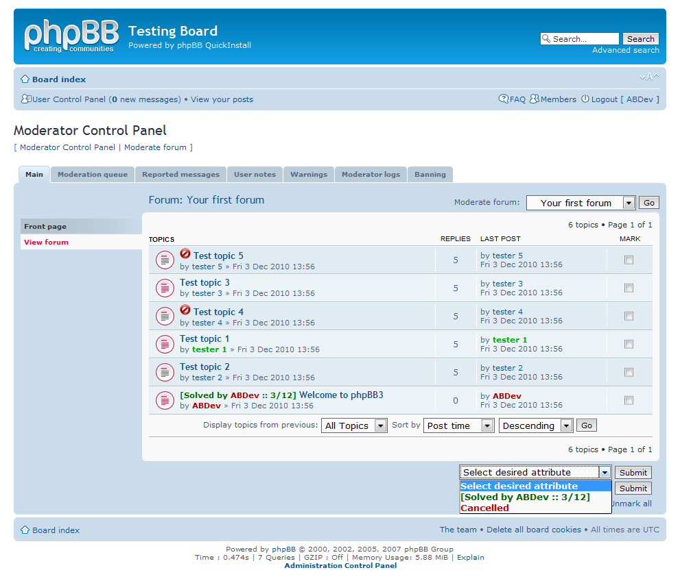 This suck powered by phpbb