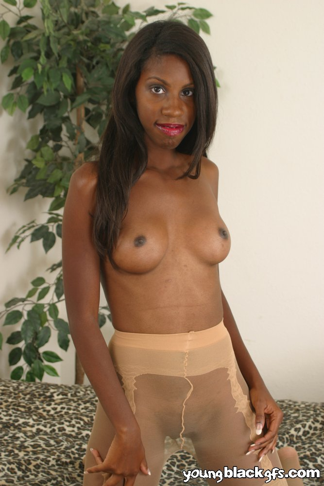 black Young women nude